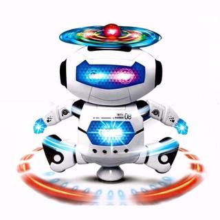 Giới thiệu Đồ chơi Robot - Đồ chơi Robot thumbnail
