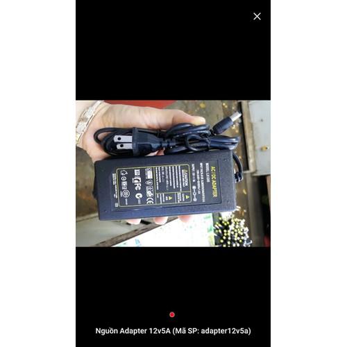 Nguồn adapter 12v5A