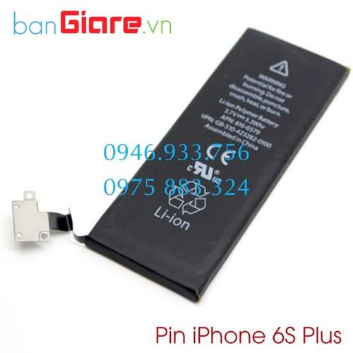 Pin iphone 6s+ xịn
