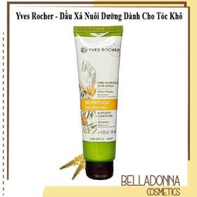 Dầu Xả Nuôi Dưỡng Tóc Dành Cho Tóc Khô Yves Rocher Nourishing Nutri Silky Conditioner 150ml - yves.xa.nutrition
