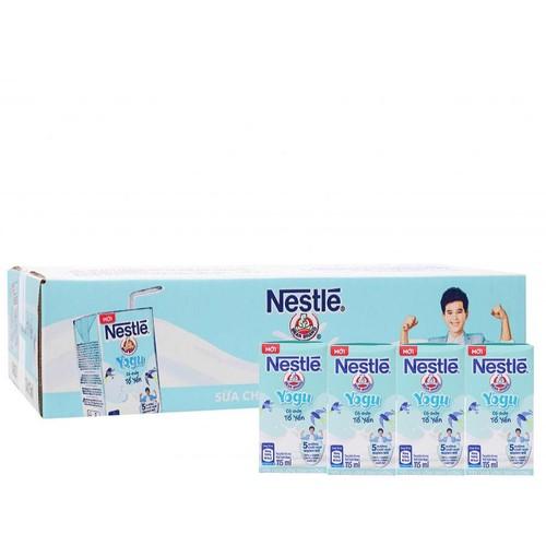 Thùng 48 hộp sữa chua uống nestlé yogu có chứa tổ yến 115ml. date t2. 2020 - 11956387 , 19532126 , 15_19532126 , 305000 , Thung-48-hop-sua-chua-uong-nestle-yogu-co-chua-to-yen-115ml.-date-t2.-2020-15_19532126 , sendo.vn , Thùng 48 hộp sữa chua uống nestlé yogu có chứa tổ yến 115ml. date t2. 2020