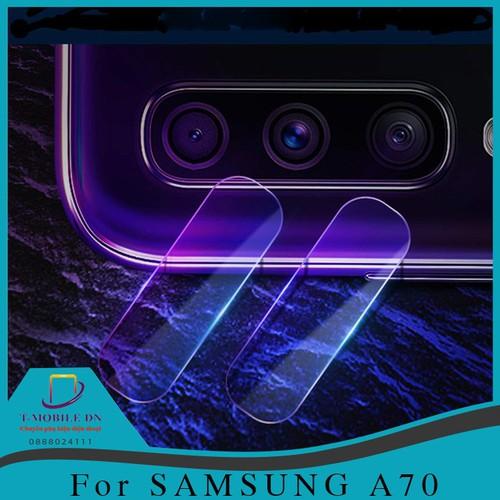 Kính cường lực camera Samsung A70