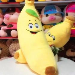 Gôi ôm cho bé hình quả chuối