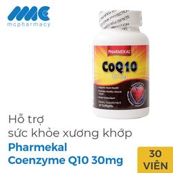 CoQ10 - Pharmekal CoQ10 hỗ trợ tim mạch