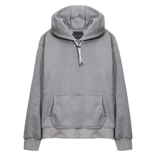 Áo hoodie nam chống nắng cao cấp aho1 màu xám