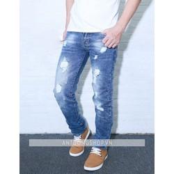 quần jeans nam phong cách