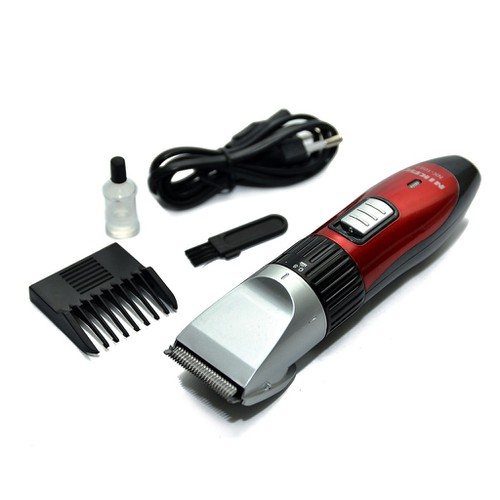 Tông đơ cắt tóc cho bé chính hãng kemei đơn giản bấm nút là cắt cực êm tay lp40248 hot