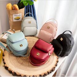 [Tặng nước hoa mini] Balo mini, balo thời trang nữ kết hợp 2 kiểu đeo cực xinh , giá rẻ KDR-BL248 Kodoros