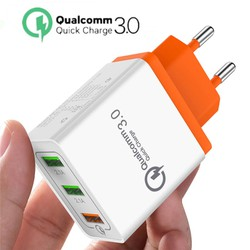 Cốc sạc nhanh 18W USB sạc Nhanh QC 3.0 nhập khẩu