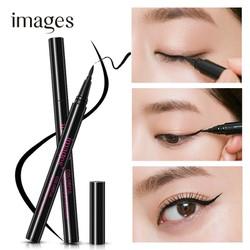 Bút dạ kẻ mắt siêu mảnh IMAGES kẻ viền mắt bút lông kẻ mắt kẻ mắt nước nội địa Trung JS-EL01