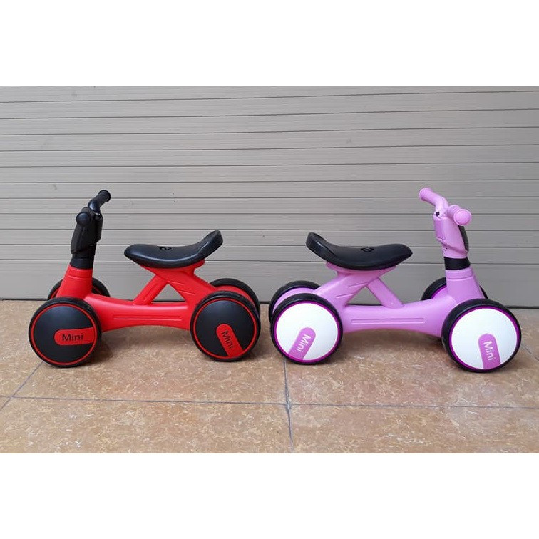 Xe Chòi Chân Thăng Bằng Mini Bike Có Nhạc Và Đèn