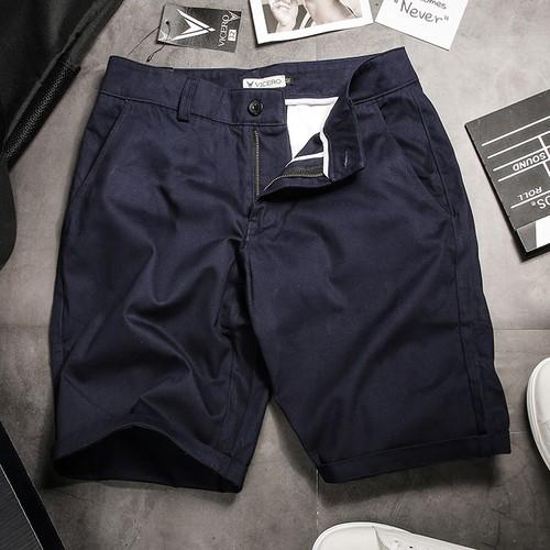 Quần shorts kaki quần shorts nam pao cấp chất vải thoáng mát