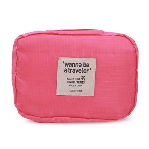 Túi du lịch đựng đồ mỹ phẩm giúp bạn thoải mái sắp xếp gọn gàng những vật dụng rp50426