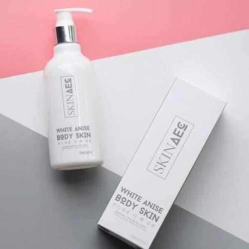 Combo 2 sữa tắm ủ kích trắng da than hoạt tính skin aec white anise body skin - 11959048 , 19536582 , 15_19536582 , 499000 , Combo-2-sua-tam-u-kich-trang-da-than-hoat-tinh-skin-aec-white-anise-body-skin-15_19536582 , sendo.vn , Combo 2 sữa tắm ủ kích trắng da than hoạt tính skin aec white anise body skin
