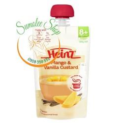 Váng Sữa Cho Bé Ăn Dặm Vị Xoài Date 2021