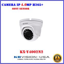 Camera IP 4.0Megapixel KBVISION KX-Y4002N2, Chip SONY SENSOR
