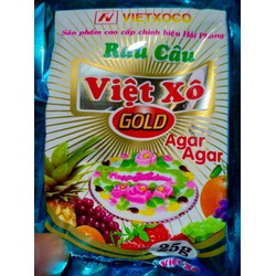 Rau câu bột Việt Xô Gold 25g