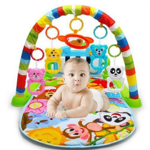Thảm nhạc cao cấp cho bé nằm chơi có nhạc và đồ chơi lục lạc - 19679533 , 24797171 , 15_24797171 , 269000 , Tham-nhac-cao-cap-cho-be-nam-choi-co-nhac-va-do-choi-luc-lac-15_24797171 , sendo.vn , Thảm nhạc cao cấp cho bé nằm chơi có nhạc và đồ chơi lục lạc