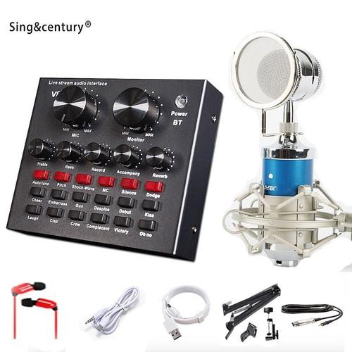 Combo bộ điều chỉnh âm thanh  v8s + micro thu âm k16 k bh 1 năm có tặng kèm tai nghe , cáp và giá livestream - 11967867 , 19550192 , 15_19550192 , 1600000 , Combo-bo-dieu-chinh-am-thanh-v8s-micro-thu-am-k16-k-bh-1-nam-co-tang-kem-tai-nghe-cap-va-gia-livestream-15_19550192 , sendo.vn , Combo bộ điều chỉnh âm thanh  v8s + micro thu âm k16 k bh 1 năm có tặng kèm