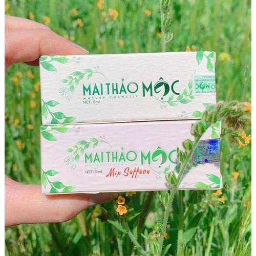 Combo đặt trị mụn hiệu quả mai thảo mộc mix saffron + mai thảo mộc nguyên chất - 11963646 , 19543991 , 15_19543991 , 360000 , Combo-dat-tri-mun-hieu-qua-mai-thao-moc-mix-saffron-mai-thao-moc-nguyen-chat-15_19543991 , sendo.vn , Combo đặt trị mụn hiệu quả mai thảo mộc mix saffron + mai thảo mộc nguyên chất