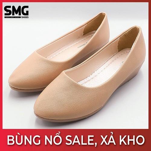 [Sale trong 3 ngày] giày nữ đế xuồng - giày nữ đế xuồng công sở, giày nữ đế xuồng kín mũi, giày nữ đế xuồng da mềm, giày công sở nữ da mềm, giày đế xuồng cao 3 phân - smg shoes - 11968618 , 19551565 , 15_19551565 , 365000 , Sale-trong-3-ngay-giay-nu-de-xuong-giay-nu-de-xuong-cong-so-giay-nu-de-xuong-kin-mui-giay-nu-de-xuong-da-mem-giay-cong-so-nu-da-mem-giay-de-xuong-cao-3-phan-smg-shoes-15_19551565 , sendo.vn , [Sale trong 3