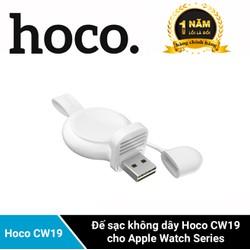 Đế sạc không dây Hoco CW19 cho Apple Watch Series - Nhà phân phối chính hãng