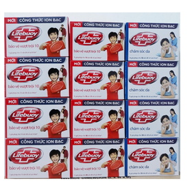 Xà Bông Cục Lifebuoy Bánh 90g - 8934868104407