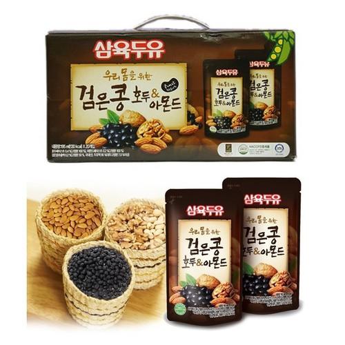 Sữa óc chó đậu đen hạnh nhân sahmyook foods hàn quốc, hộp 20 gói 195ml - 11966480 , 19547616 , 15_19547616 , 380000 , Sua-oc-cho-dau-den-hanh-nhan-sahmyook-foods-han-quoc-hop-20-goi-195ml-15_19547616 , sendo.vn , Sữa óc chó đậu đen hạnh nhân sahmyook foods hàn quốc, hộp 20 gói 195ml
