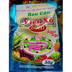 Rau câu bột Việt Xô Gold 50g
