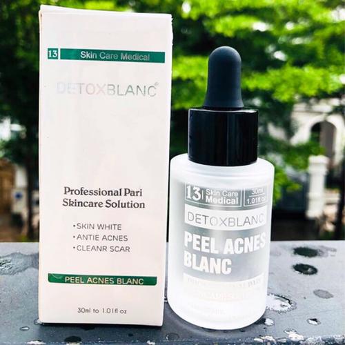 Serum peel detox blanc 2 loại đặc trị mụn và đặc trị nám