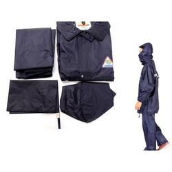 Bộ quan ao vải dù đi mưa