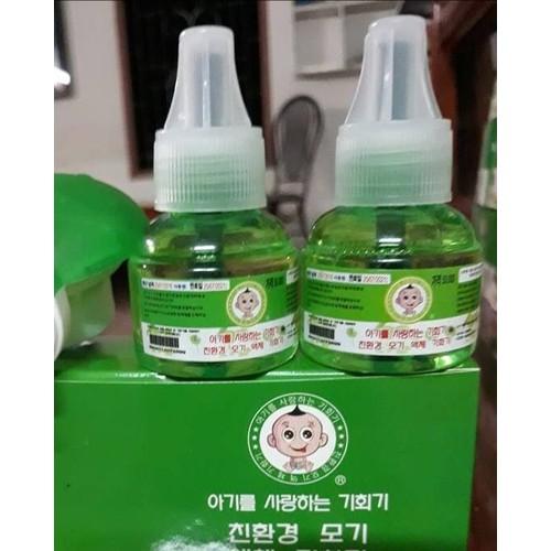 Lọ tinh dầu đuổi muỗi Hàn Quốc – 2 lọ