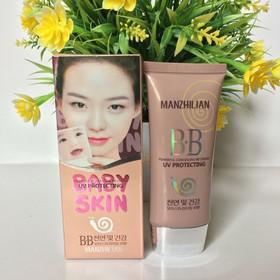 Kem nền BB Baby Skin tinh chất ốc sên Hàn Quốc 50ml - 522