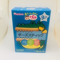 Bánh ăn dặm Wakodo các vị - nội địa Nhật