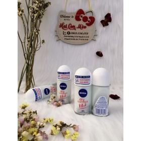 Lăn khử mùi Nivea Dry Comfort Khô thoáng chai 50ml - h633-0