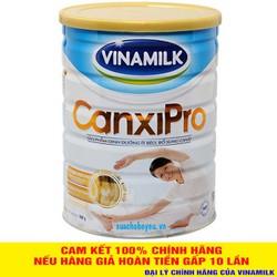 Sữa bột CanxiPro Vinamilk 900g