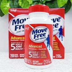 Hỗ Trợ Xương Khớp Move Free Joint Health Advanced 200 Viên