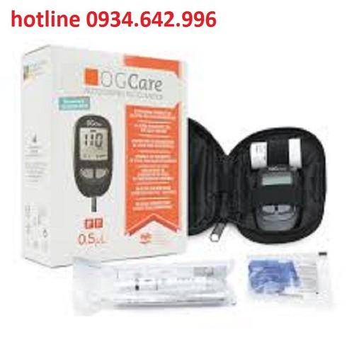 Máy đo đường huyết OGCARE - 11397103 , 18940715 , 15_18940715 , 900000 , May-do-duong-huyet-OGCARE-15_18940715 , sendo.vn , Máy đo đường huyết OGCARE