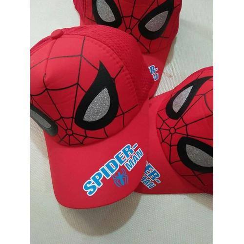 Mũ người nhện cho bé mũ người nhện cho bé - mũ người nhện cho bé