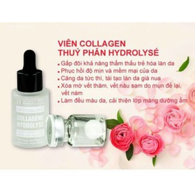 Serum viên collagen dưỡng trắng da Detox Blanc chính hãng - 0367
