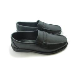 Giày nhựa giả da đi mưa asia