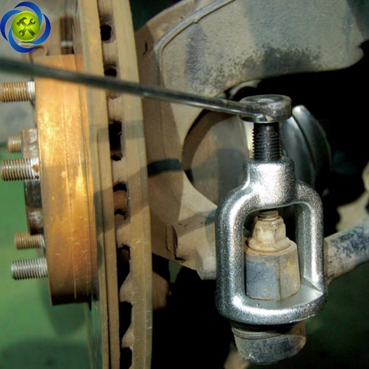 Cảo Rotin trụ đứng Macoh YF-6323B cốt 23mm 3