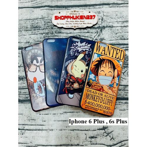 Ốp Lưng Iphone 6 Plus , 6s Plus Ốp Dẻo Hình Cao Cấp Cực Đẹp - 11397295 , 18951634 , 15_18951634 , 50000 , Op-Lung-Iphone-6-Plus-6s-Plus-Op-Deo-Hinh-Cao-Cap-Cuc-Dep-15_18951634 , sendo.vn , Ốp Lưng Iphone 6 Plus , 6s Plus Ốp Dẻo Hình Cao Cấp Cực Đẹp