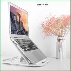 Giá đỡ laptop điện thoại cùng lúc - Giá đỡ máy tính xoay 360 độ