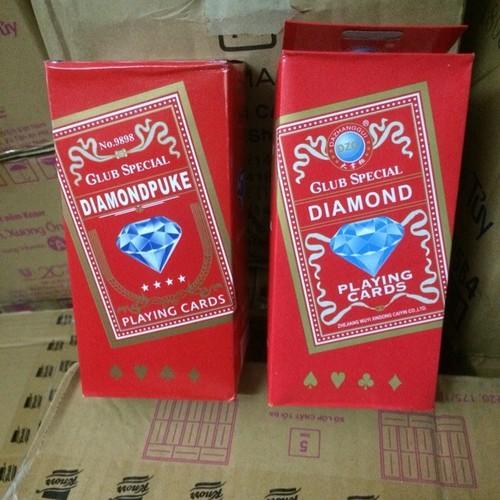 10 bộ tú lơ khơ kim cương