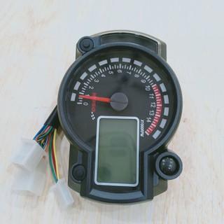 Đồng hồ điện tử Koso RX2N gắn cho các loại xe máy cực chất - G439 - G439 thumbnail