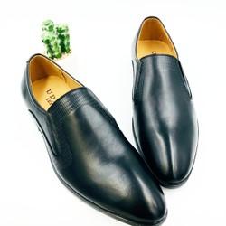 DA BÒ THẬT - Giày tây nam da bò thật bảo hành da 1 năm