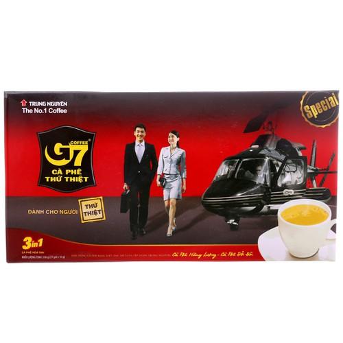 Combo 2 hộp cà phê sữa hòa tan g7 - 21 gói