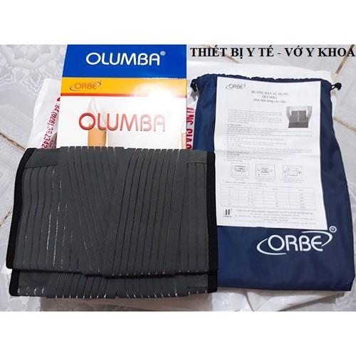 Đai thắt lưng cao cấp olumba orbe hỗ trợ cột sống - 11978665 , 19566274 , 15_19566274 , 290000 , Dai-that-lung-cao-cap-olumba-orbe-ho-tro-cot-song-15_19566274 , sendo.vn , Đai thắt lưng cao cấp olumba orbe hỗ trợ cột sống