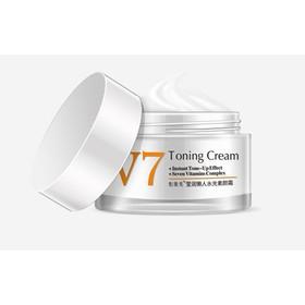 [ SIÊU SALE ] Kem Dưỡng Trắng Da Mặt V7 Toning Cream - Hàn Quốc - KDT8414